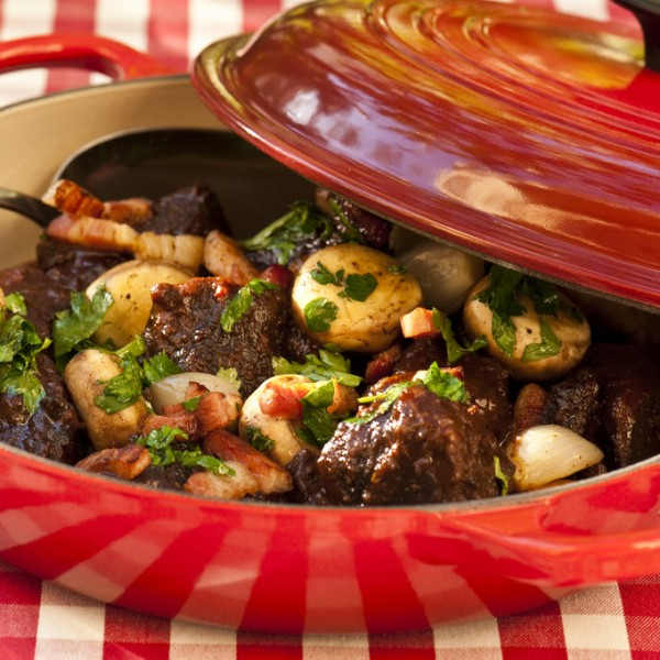 French Beef Bourgignon