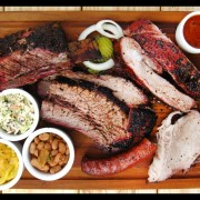 featured BBQ meats