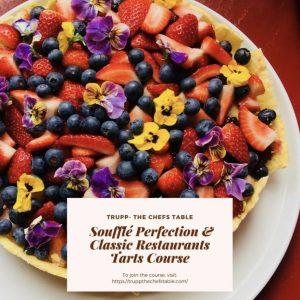 Soufflees tarts