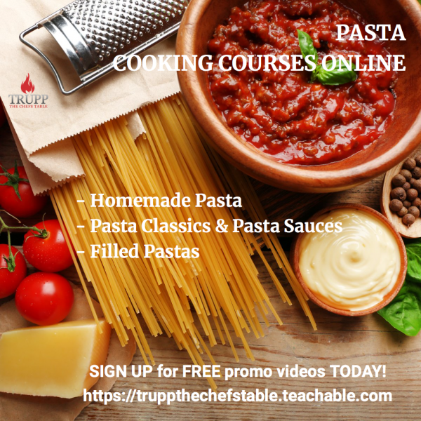 Pasta Cooking Courses online