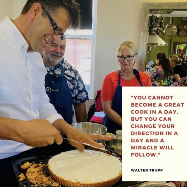 Great cook caption