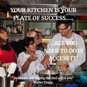 Kitchen plate of successPNG